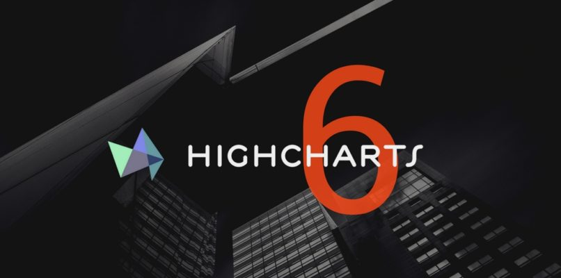 Highcharts 6 发布啦