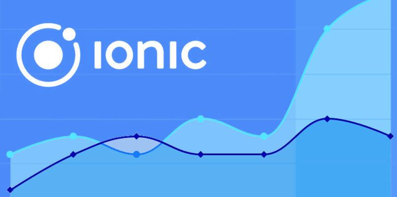 在 ionic 中使用 Highcharts